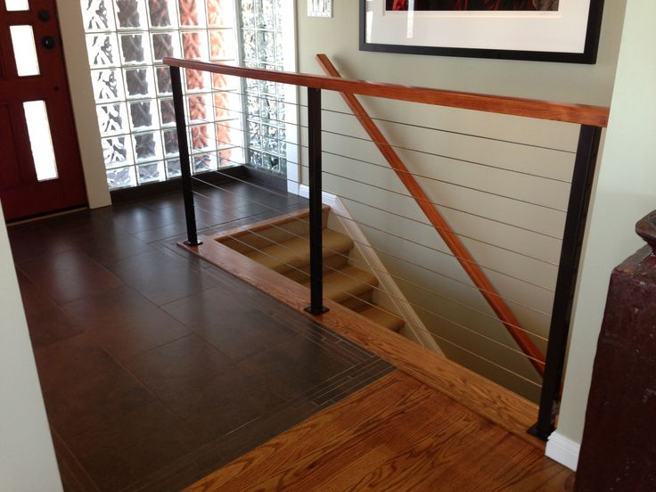 Best 25+ Cable railing systems ideas on Pinterest | Deck ...