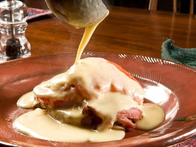 photo of Welsh Rarebit Sauce