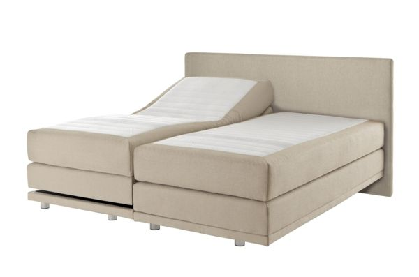 woraus besteht ein boxspringbett matratzen topper mit mechanismus