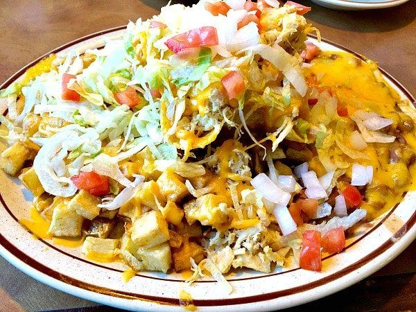 Sadie's of New Mexico via @CorkForkPassprt