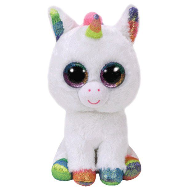 Ty Pixy Unicorn Beanie Boo Toy Beanie Boos Ty Beanie Boos Plush Animals