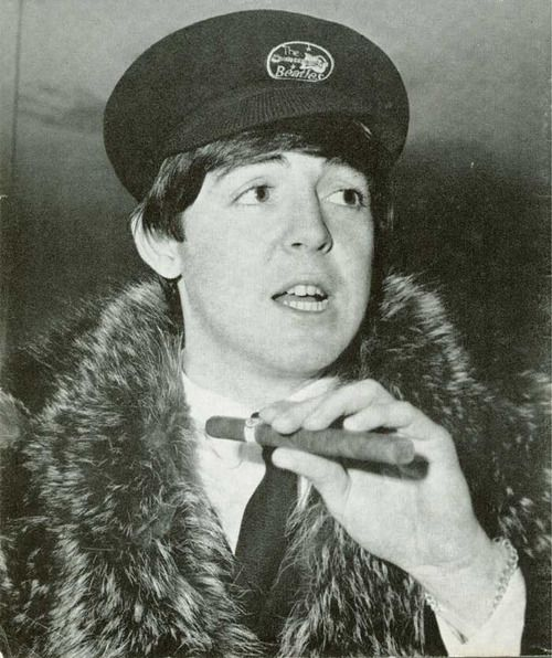 '67 Beatles and Cigars!!!  Both have positive attributes.