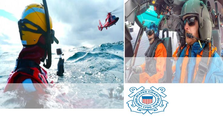 Join me in this amazing experience of what its like to be a crew member in the U.S. Coast Guard as we go on a Simulated Rescue Mission to save our friend Mr FlightChops!