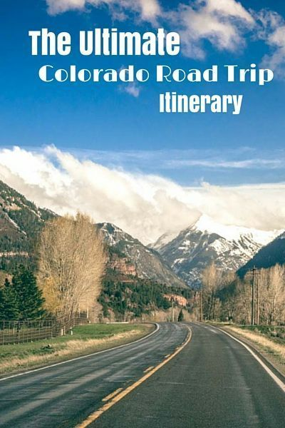 If you only have 2 weeks for exploring Colorado, here's the Colorado Road Trip Itinerary for you. Take notes so that you can return for a more in-depth Colorado travel experience.