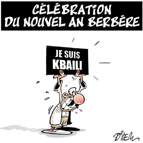Caricature dilem du 13 janvier 2015 : Toute l'actualité sur liberte-algerie.com