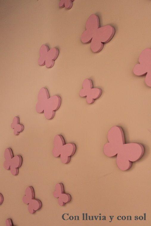 Las 25 mejores ideas sobre letras de pared decorativas en - Letras para pared ...