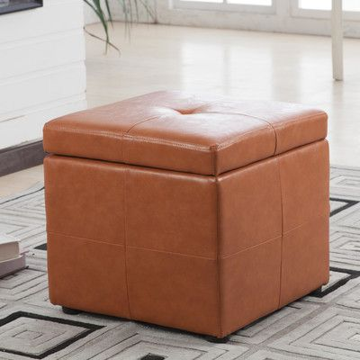 kenneth cole reaction shoes leather square poufs that double as