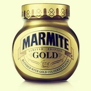 Marmite Gold Edition