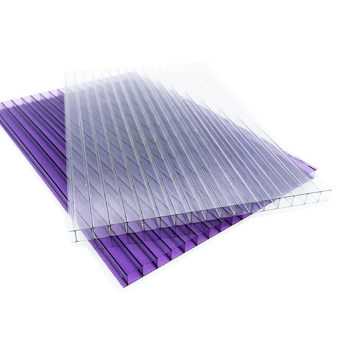 6mm Twin Wall Polycarbonate Sheet In 2020 Twin Wall Polycarbonate Sheet Polycarbonate Panels Polycarbonate