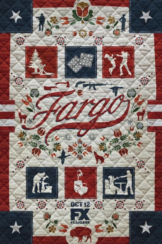 RETURNS IN 2017  -     Fargo (TV Series 2014– ) -  CRIME / DRAMA / THRILLER