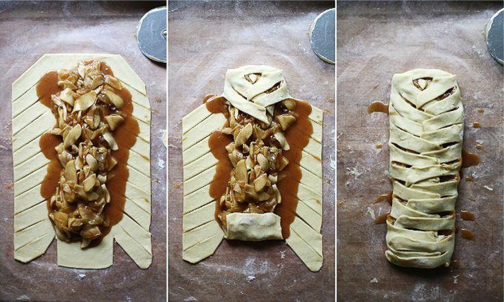 How to Make Apple Danish - Homemade Pastry Recipe