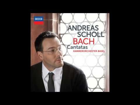 Andreas Scholl. Bach Cantatas. - YouTube