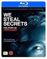 Recension av We Steal Secrets - The Story of Wikileaks. Dokumentär av Alex Gibney.
