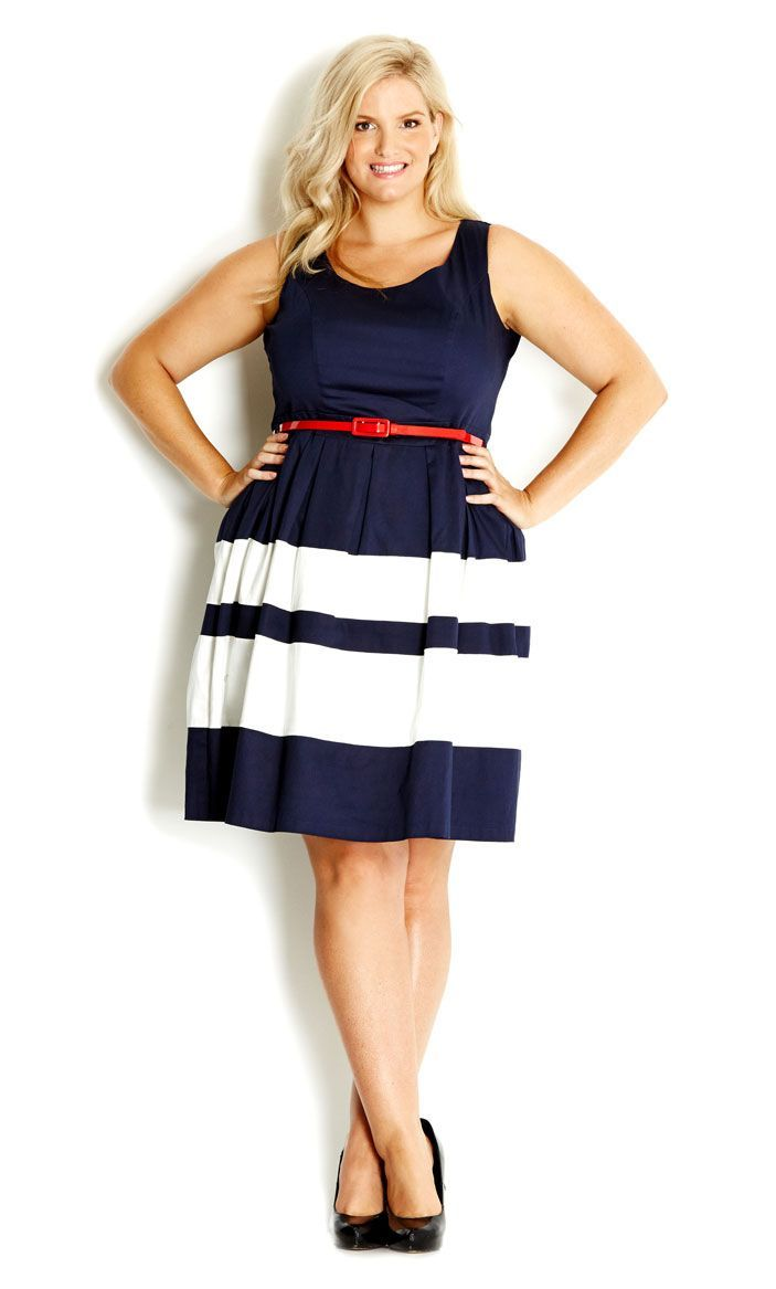 Super cute plus size dresses