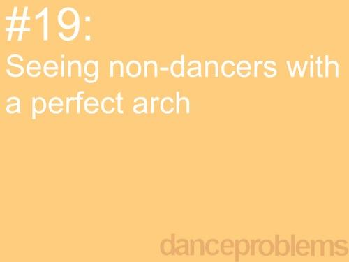 Dance Problems.