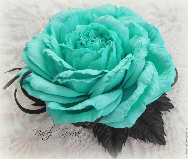 картинки с бирюзовыми розами оформить