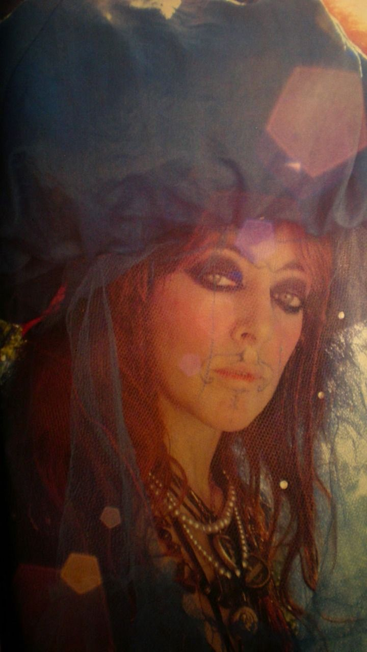 Vali Myers Witch of Positano