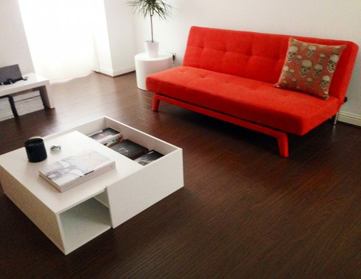 The Axis Low Coffee Table Makes A Clever And Contemporary Storage Option  For Your Home.