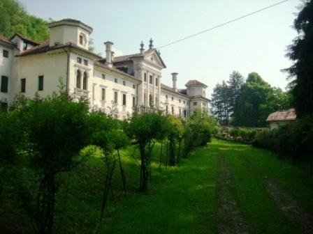 Villa Bellati Feltre Belluno Dolomiti Veneto Italia
