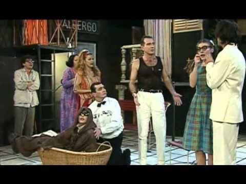 Anconai szerelmesek 2. felvonás - YouTube