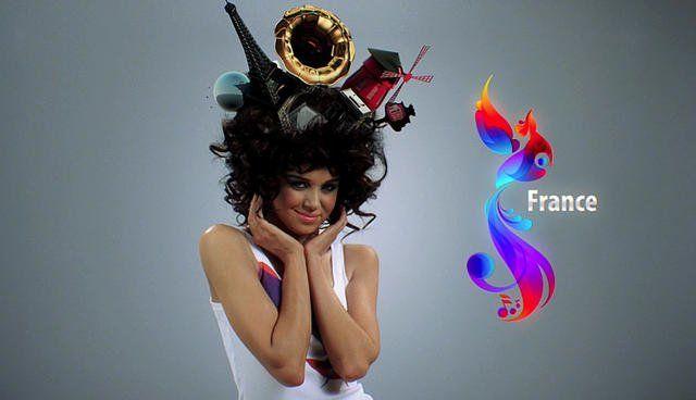 Eurovision 2009 Moscow Montage