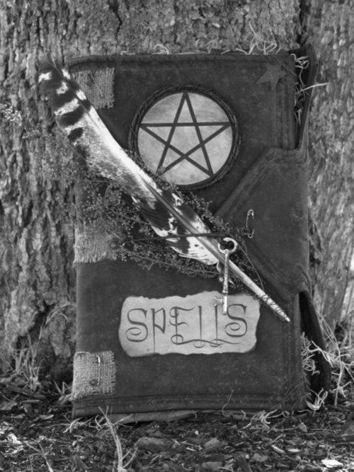 spell book - Halloween Witchcraft