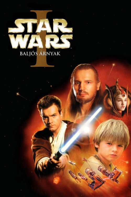 Watch Star Wars: Episode I - The Phantom Menace Full-Movie