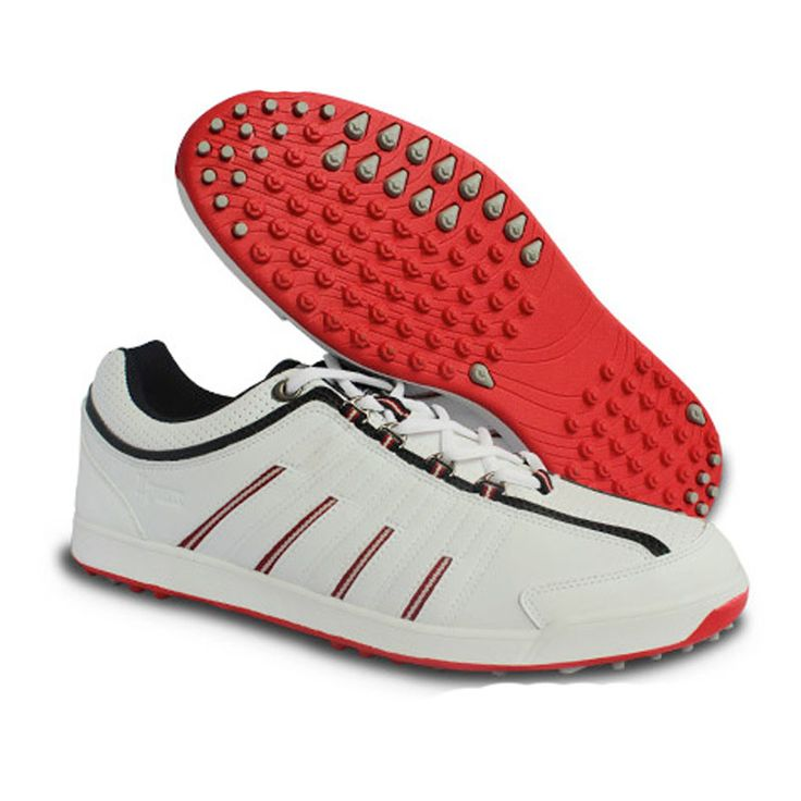 Cheap golf shoes, Buy Quality athletic shoes directly from China golf shoes waterproof Suppliers: Men original LYNX Golf shoes male waterproof anti-slip shock absorption sports shoes men mirofiber leather athletic shoes