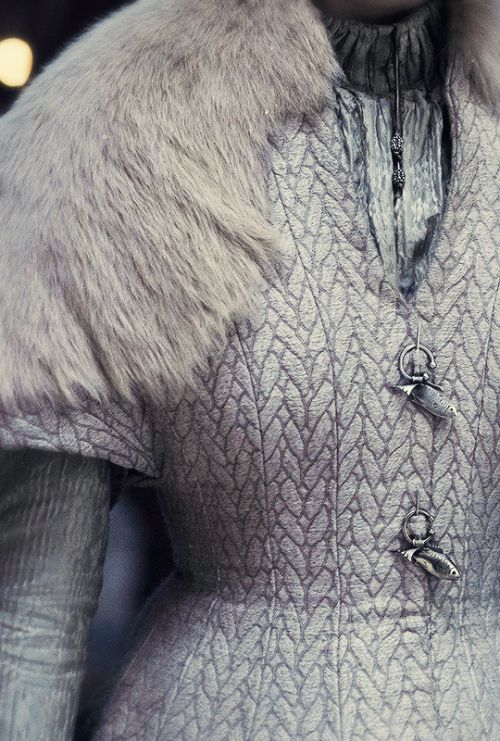 stormbornvalkyrie:    Game of Thrones + Costumes. ©