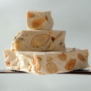 Italian Torrone: candy made with almonds, egg whites and sugar, La Cucina Italiana Magazine