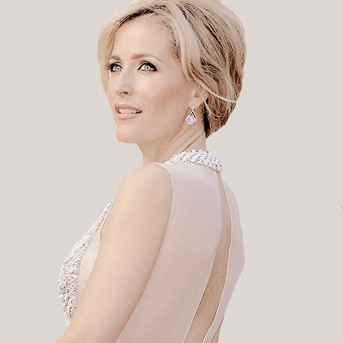 Gillian Anderson | Johnny English Reborn - UK Premiere