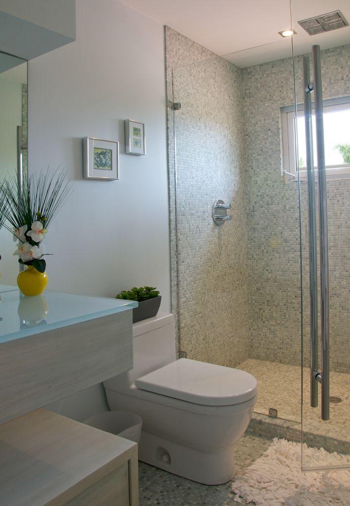 Warm contemporary on the intracoastal dawnelise for Bathroom design ideas channel 4
