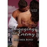 Engaging the Enemy (The Wild Randalls, Book 1) (Kindle Edition)By Heather Boyd