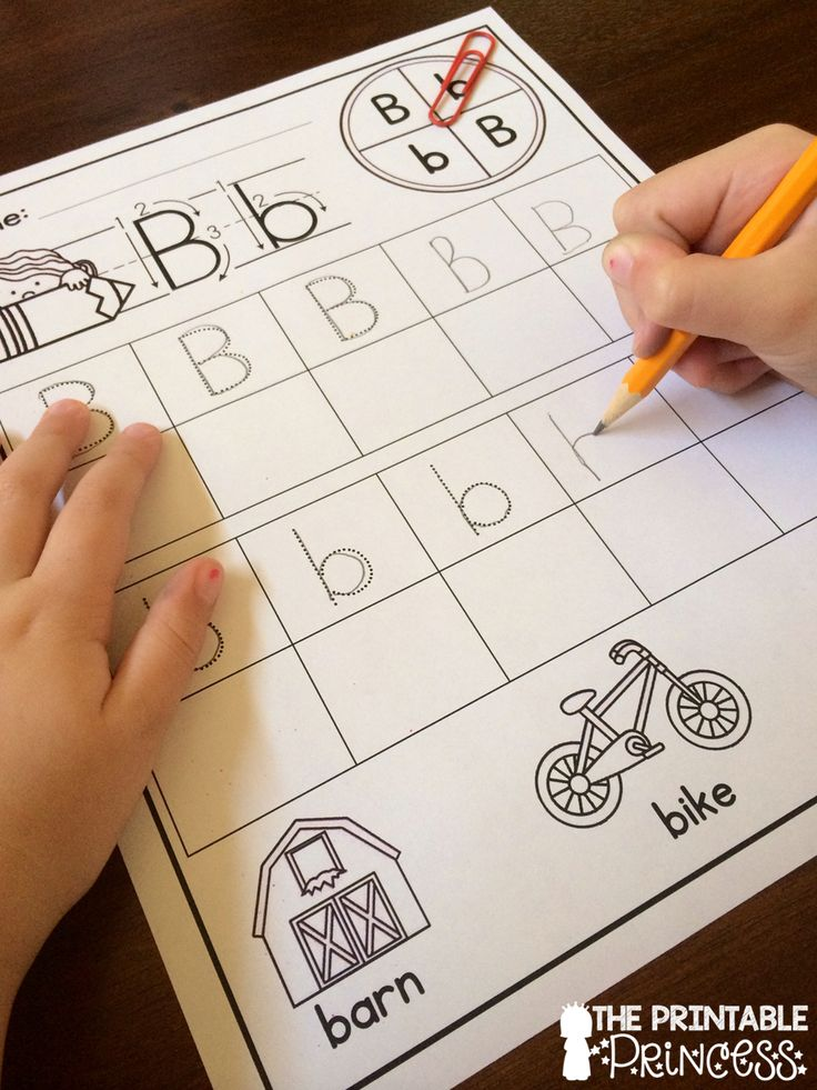 No-prep activity to practice letter writing