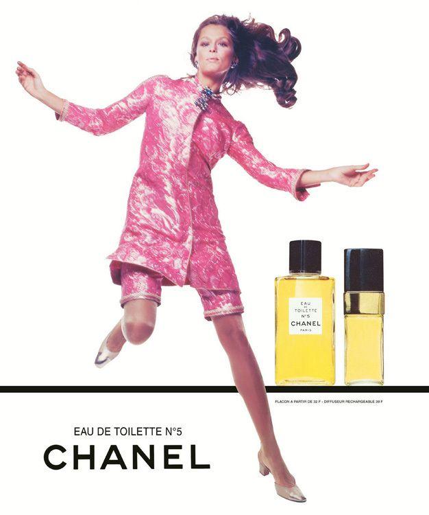 Foto de Chanel No. 5 - publicidad del 30 al 60 (52/61)