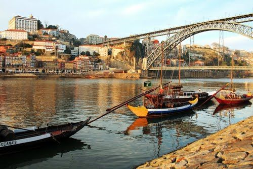 PORTO - World Heritage Site ---- Second Prize in February 2011 / Panoramio Contest #Portugal #WorldHeritage