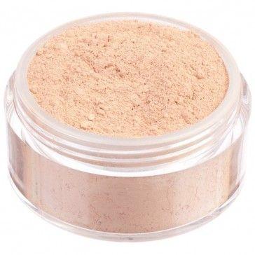Fondotinta in polvere libera 100% minerale, nuova formulazione High Coverage ad alta coprenza. Tonalità chiara dal sottotono neutro.