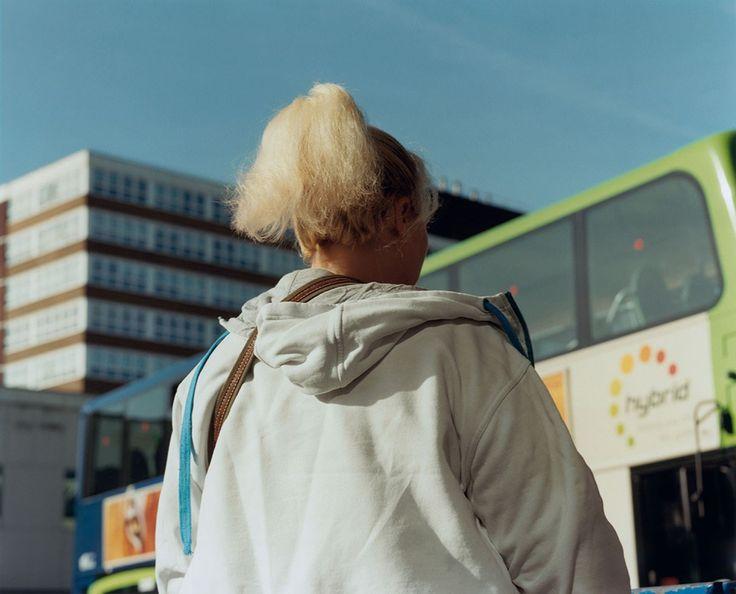 Jamie Hawekesworth: Preston Bus Station