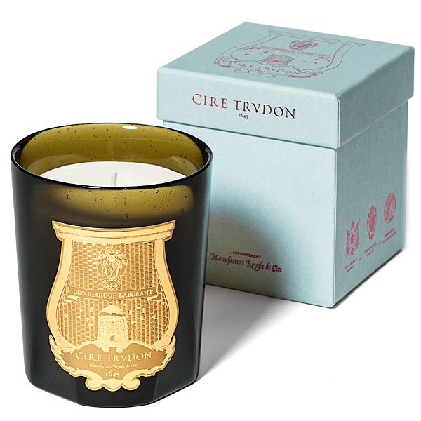 Cire Trudon - Odalisque (Orange Blossom) - Most expensive candle I've ever purchased. Jury still out on if it's THAT fabulous. Right now I'm thinking yes . . .