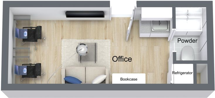 The Office | Custom Container Living
