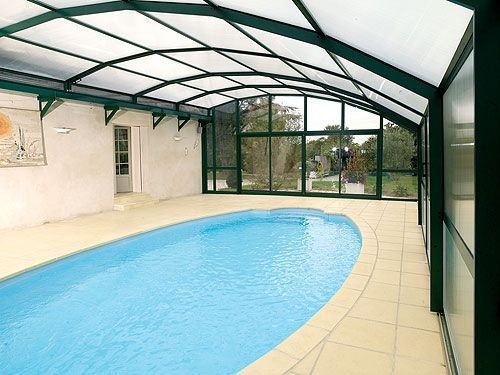 Residential Indoor Swimming Pools Liner Pool Steps