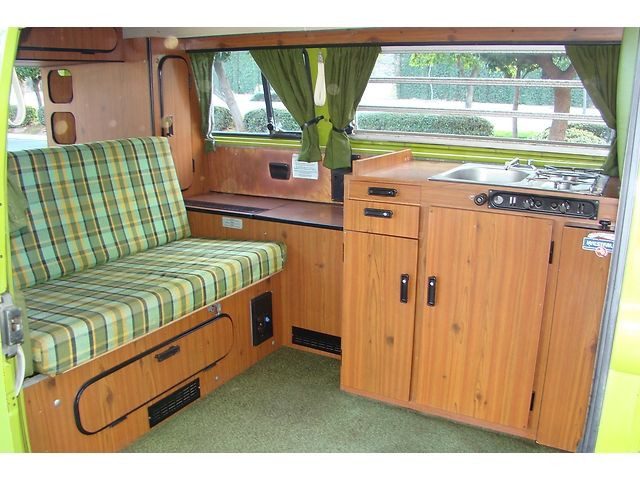 Picture of 1980 Volkswagen Vanagon, interior