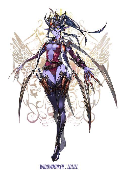 Final Fantasy Overwatch - by: https://chkuyomi.wixsite.com/owfantasia