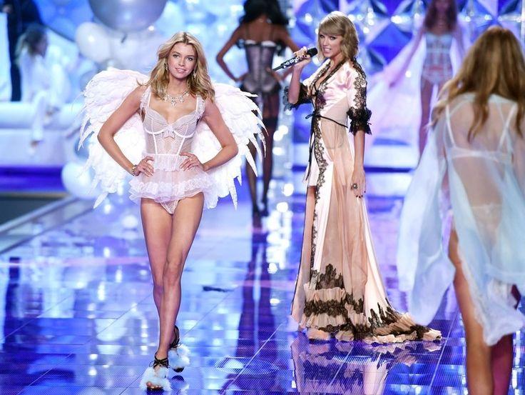 Pokaz Victoria's Secret 2014 - goście muzyczni, Taylor Swift, fot. East News