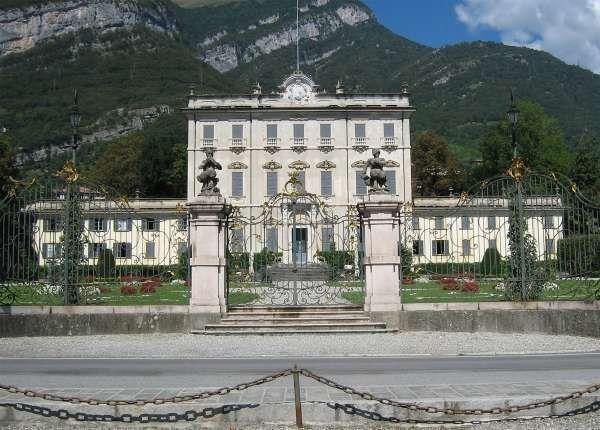 Italian Villas: Villa la Quiete, Tremezzo, Lombardia, Italy