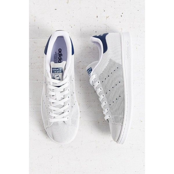 adidas Originals Stan Smith Weave Sneaker ($80) ❤ liked on Polyvore