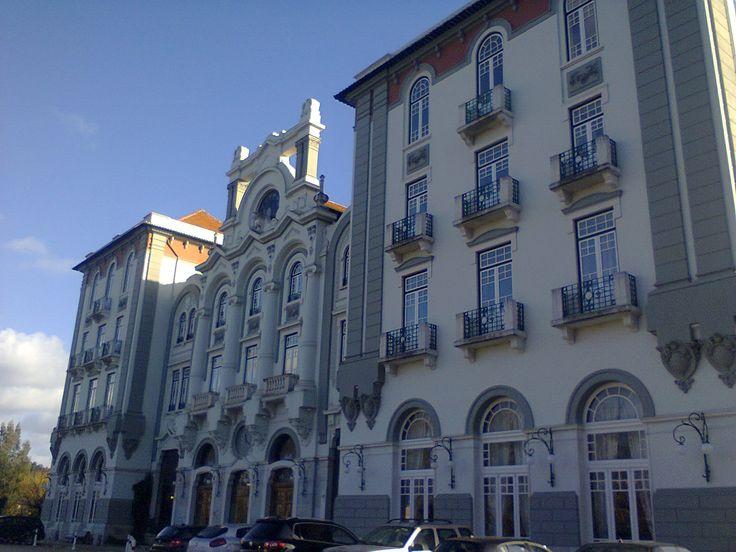 Grande Hotel, Curia, Portugal