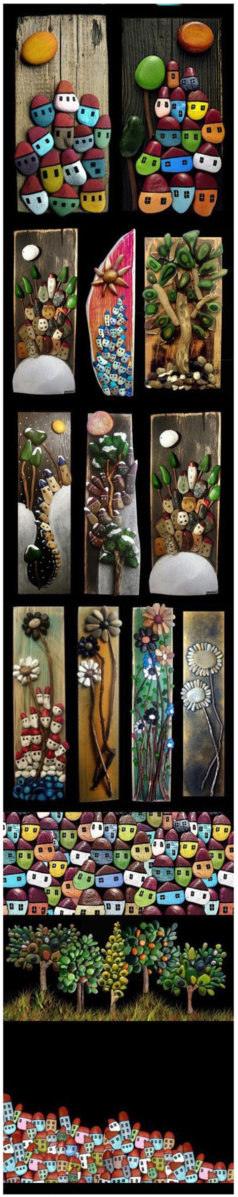 Beautiful Stone Crafts | DIY & Crafts Tutorials