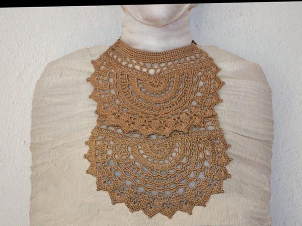 Honey Crochet   100% cotton_handmade   MADE IN ITALY #handmade