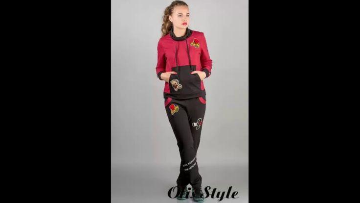 #Костюмы спортивные4 TM Olis Style Магазин женской одежды #Feya